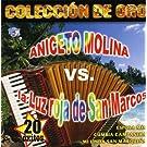 Coleccion De Oro: Aniceto Molina Vs Luz