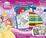 Giddy-up Marker By Number Boxed Activity Kit (Princess)