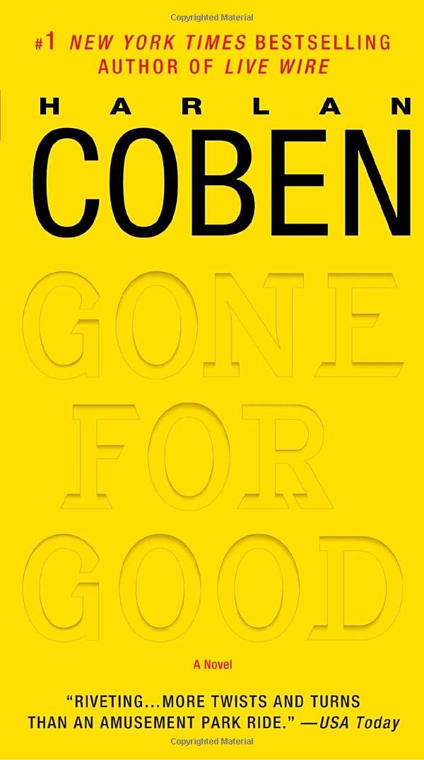 Gone for Good: A Novel  - Harlan Coben