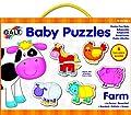 Galt New Baby Puzzles - Farm