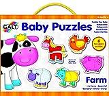 2 X Galt New Baby Puzzles - Farm