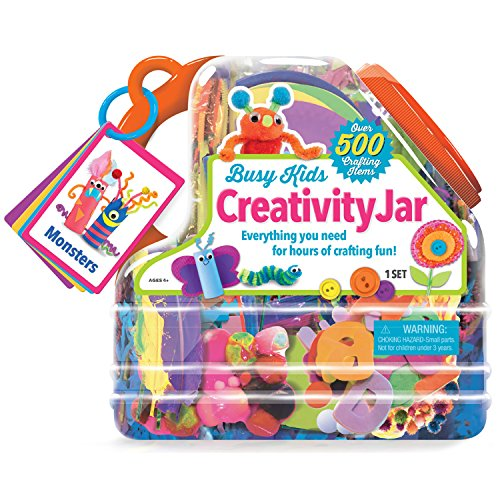 Artistic Studios Giant Creativity Craft Jar (Jar Art compare prices)