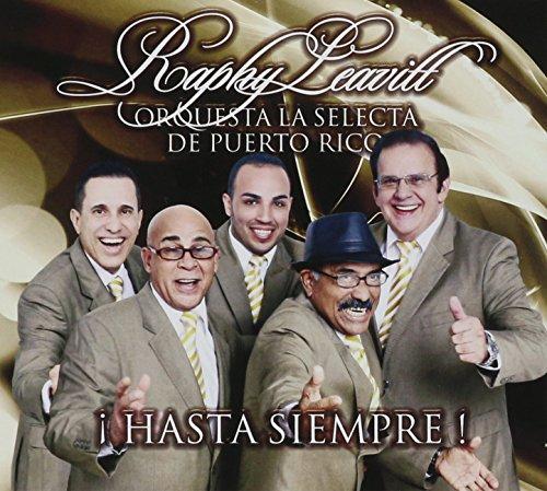 CD : RAPHY LEAVITT ORQUESTA LA SELECTA DE PUERTO RICO - Hasta Siempre