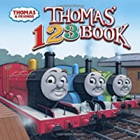 Thomas&#39; 123 Book (Thomas & Friends) (Pictureback(R))