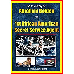 JFK Assassination Abraham Bolden 1st African American Secret Service Agent