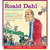 The Roald Dahl Audio Cd Collection: Charlie, James/Peach, Fantastic Mr. Fox, Enormous Crocodile, Magic Fingerby Roald Dahl
