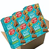 Enjoy Life Chewy Bars, Soy-free, Nut-free, Gluten-free, Dairy-free, Non-GMO, Caramel Apple, 6 Boxes (30 Bars)