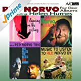 Four Classic Albums (Dancing on the Ceiling / Red Norvo in Stereo / Red Plays the Blues / Music to Listen to Red Norvo By) [Remastered]