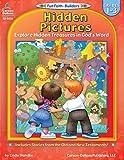 img - for Hidden Pictures, Grades 1 - 3: Explore Hidden Treasures in God's Word (Fun Faith-Builders) book / textbook / text book