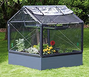 GrowCamp FC5020 Ultimate Vegetable Grower, 4 by 4 by 5-Feet