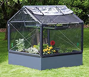 GrowCamp FC5020 Ultimate Vegetable Grower, 4 by 4 by 5-Feet (Discontinued by Manufacturer)