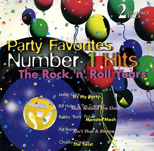 Bill Haley &Amp; His Comets - Party Favorites Number 1 Hits - The Rock