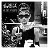 Audrey Hepburn at the movies 2015 Square 12x12 (Multilingual Edition)