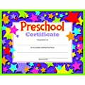 Preschool Certificates (Pack of 30) by Trend Enterprises Inc