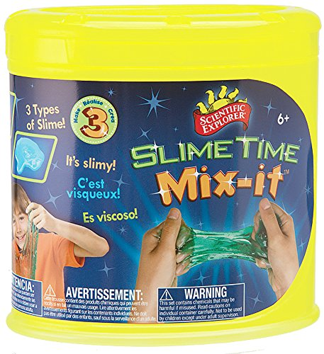 Scientific Explorer Slime Time Mix - 1