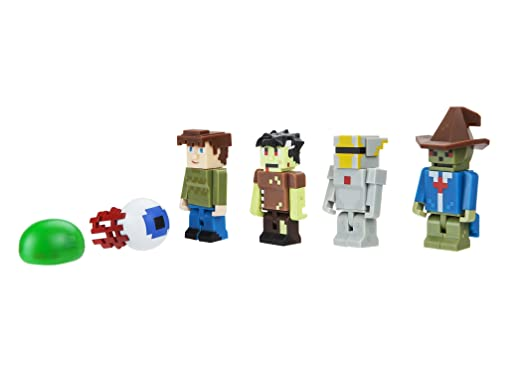 Terraria 13611 - Figurines 7cm - Pack Collector de 6 Figurines