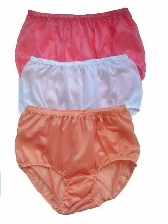 Höschen Unterwäsche Großhandel Los 3 pcs LPK27 Lots 3 pcs Wholesale Panties Nylon günstig