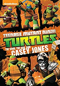 Teenage Mutant Ninja Turtles - The Good, the Bad & Casey Jones - Season 2 Vol. 2 [DVD] [Region 1] [US Import] [NTSC]