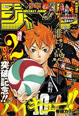 週刊少年ジャンプ 2014年25号 デジタル版