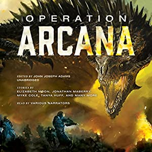 Operation Arcana Audiobook