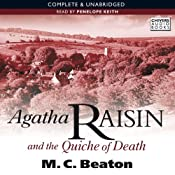 Agatha Raisin and the Quiche of Death | [M.C. Beaton]