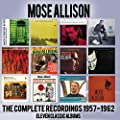 The Complete Recordings 1957 - 1962 (5Cd)