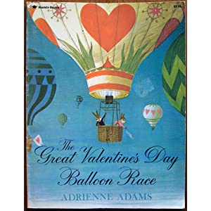 The GREAT VALENTINES DAY BALLOON RACE