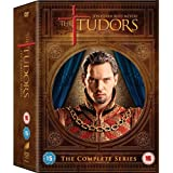 The Tudors Complete TV Series DVD Collection Season 1,2,3 and 4 [13 Discs] Boxset + Extras