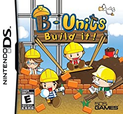 B-Units: Build It! - Nintendo DS