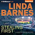 Stealing First: A Carlotta Carlyle Short Story Audiobook by Linda Barnes Narrated by Tavia Gilbert