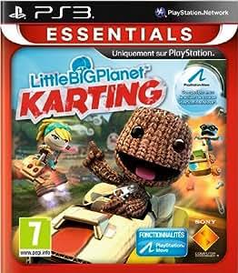 Little big planet : Karting - essentials