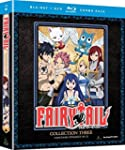 Fairy Tail - Collection Three - Blu-r...