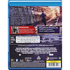 La Hora Más Oscura (Blu-Ray) (Import) (2012) Emile Hirsch; Olivia Thirlby; M