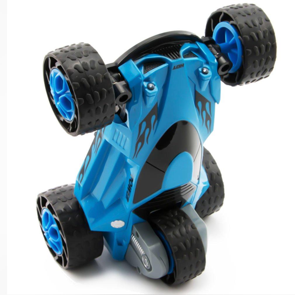 Zhencheng Cool 5 Wheeled RC Terrain Tumbling Stunt Rolling Car