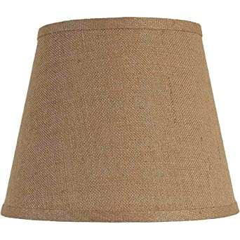 Better Homes And Gardens Burlap Drum Style Lamp Shade Home