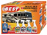 B.E.S.T. 99001  RV Cleaning Kit - 5 Piece