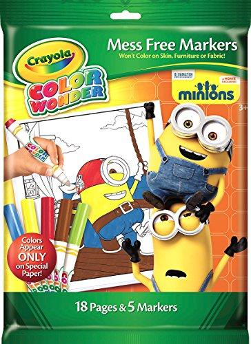 crayola-disney-minions-color-wonder-set