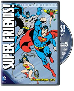 Super Friends: A Dangerous Fate, The Complete Season 5