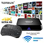 Tonbux M8S Android TV Box KODI Amlogi...