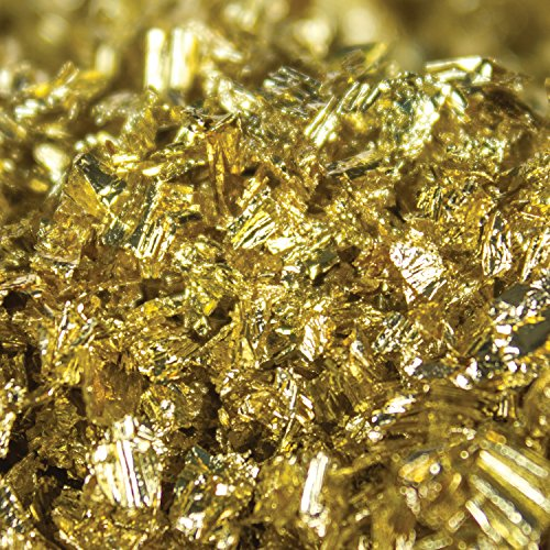 gilding-flakes-imitation-gold-variegated-light