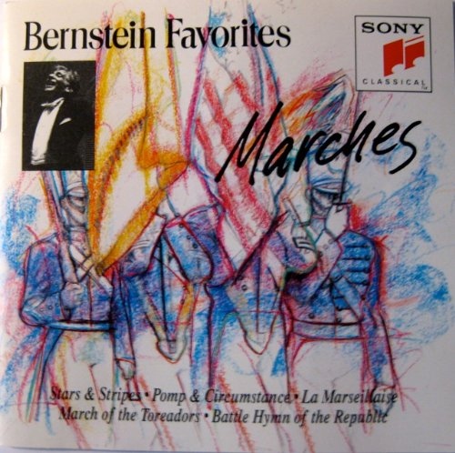 Marches by Bernstein and Nyp