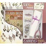 Bijoux Basics classe dans une boucle d'oreille boîte Kit-or et cuivre