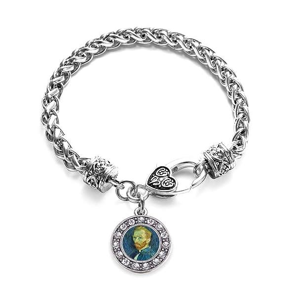 Bonyak Jewelry Sterling Silver Antiqued Shrimp Charm