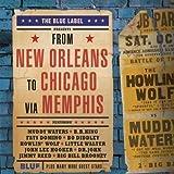 echange, troc Compilation, Bleu Jackson - From New Orleans To Chicago Via Memphis