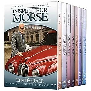Inspecteur Morse - L'intégrale - Saisons 1 à 7 + inédits - 33 épisodes