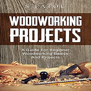 Woodworking Projects Audiobook