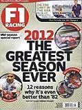 F1 Racing [UK] August 2012 (単号)