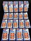 Lot of (64) Chaotic Trading Card Game TCG Turn of the Tide Booster Packs - Unsigned College Cards