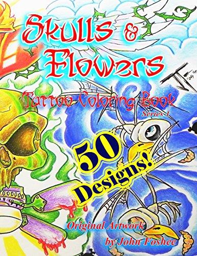 Skulls and Flowers: Volume 2