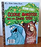 Cookie Monster and the Cookie Tree (Little Golden Books)